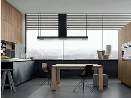 kitchen island integrated handles arthena varenna: lacquered wooden kitchen twelve varenna by poliform