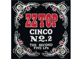 <b>ZZ Top</b>: <b>Cinco</b> No. 2: The Second Five LPs - Spectrum Culture