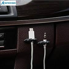 8Pcs/Lot Car Wire Cable Holder Tie Clip Fixer ... - Amazon.com
