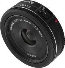 Купить Canon EF 40mm f/2.8 <b>STM</b> в Москве: цена фотообъектива ...