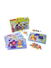 "<b>Мозаика</b> ""<b>Pegs</b>"" 15 мм/ Развивающие игрушки/ Мелкая моторика ..."
