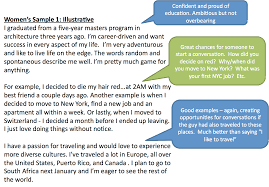 dating profile writing samples about me section blog