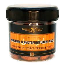 <b>Миндаль</b> в Вустерширском соусе <b>Royal nut</b> 70г цена в Москве ...