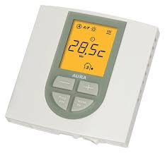 <b>Терморегулятор Aura</b> Technology <b>VTC</b> 770 белый купить