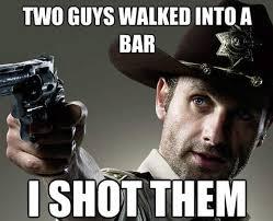 The Walking Dead' Season 4 Premiere: 15 Awesome Fan Memes | Heavy.com via Relatably.com