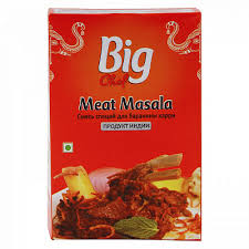 "<b>Смесь специй Big</b> chef ""Meat masala"", для баранины карри, 100 гр ..."