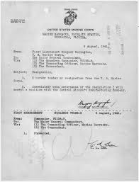 file letter of resignation from the u s marine corps to accept a file letter of resignation from the u s marine corps to accept a position