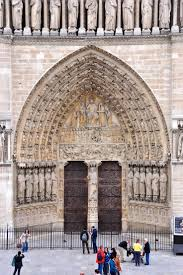 images about the da vinci code illustrated entrada em estilo goacutetico da catedral de notre dame em semur en auxois