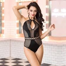 New Porno <b>Women Catsuit Lingerie Sexy</b> Hot Erotic Bodystocking ...