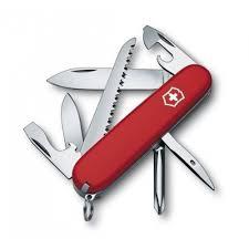<b>Нож перочинный Victorinox</b> Hiker 1.4613 91мм 13 функций красный