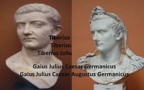 「Tiberius Julius Caesar persecuted」の画像検索結果