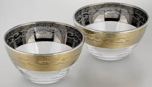 """Набор <b>салатников</b> Гусь-Хрустальный """"Версаче"""", диаметр 13 см ..."""