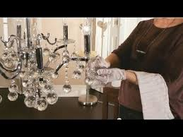 Easy <b>Crystal Chandelier</b> Cleaning Tips - <b>Lamps</b> Plus - YouTube