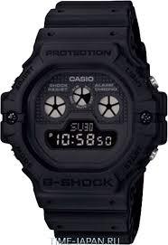 Casio G-Shock <b>DW</b>-<b>5900BB</b>-<b>1E</b> / DW-5900BB-1ER - <b>Часы Casio</b>