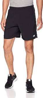 New Balance Men's <b>Printed Accelerate Shorts</b>: Amazon.co.uk ...