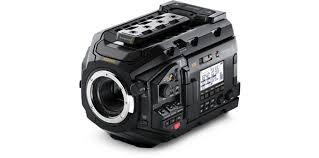 Blackmagic URSA Mini Pro 4.6<b>K</b> G2 кинокамера