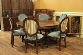 Dining Room Tables That Seat 8 Round Dining Room Sets For 6 Round Dining Table For 6 With Leaf