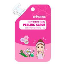 <b>Скраб для</b> лица Shinetree Peeling Scrub Soft Enzyme Facial ...