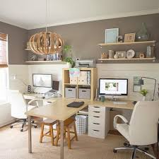 finally got around to blogging a few photos of our home office makeover well beautiful home office makeover
