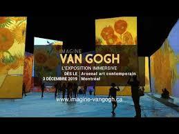 2019 new van gogh oil