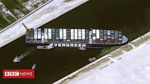 Suez Canal: <b>Owner of</b> cargo ship blocking waterway apologises ...
