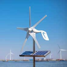 2019 Small Home <b>Wind Turbine Generator</b> Windmill Fit For Street ...