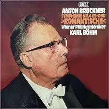 Anton <b>Bruckner, Karl Böhm</b>, Wiener Philharmoniker - Symphonie Nr ...
