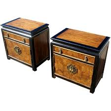 images hollywood regency pinterest furniture: hollywood regency chin hua nightstands by century furniture