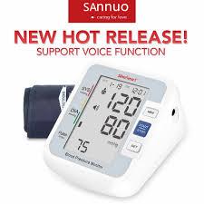 Cofoe Voice Digital Automatic Upper Arm <b>Blood Pressure</b> Monitor ...
