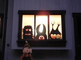 ideas outdoor halloween pinterest decorations: christmas window decorations ideas home design picture  home decorators coupon home decorations