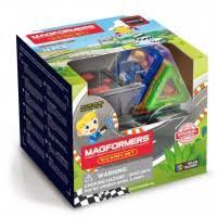 """Конструктор магнитный """"Kart Set"""" Magformers купить по цене ..."""