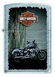 <b>Зажигалка ZIPPO Harley</b>-<b>Davidson</b>® <b>Байк</b>, с покрытием Street ...