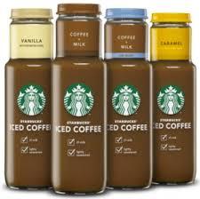 Starbucks Iced Coffee at Walgreens