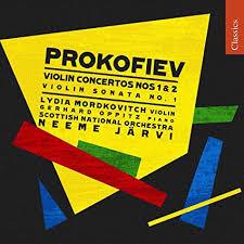 <b>Prokofiev</b>: <b>Violin Concertos</b>: Amazon.co.uk: Music