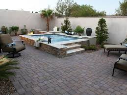 patio pavers ideas http jacuzzi patio ideas deck  pictures