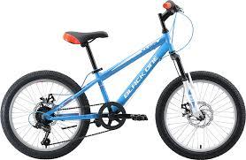 <b>Велосипед Black One Ice</b> Girl 20 D голубой/белый/оранжевый ...