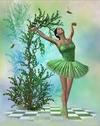 """Résultat de recherche d'images pour """"gif de bonne semaine petite danseuse"""""""