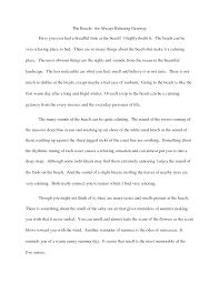 descriptive essays examples a descriptive essay descriptive example of description essay