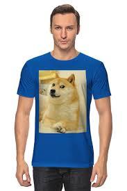 <b>Футболка классическая Собака</b>-улыбака #880933 от valkirija по ...
