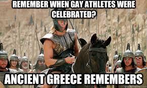 Ancient Greece Remembers memes | quickmeme via Relatably.com