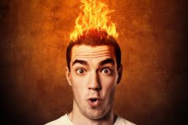 Image result for hair's on fire