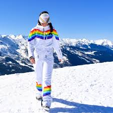 Rainbow Road - <b>Women's Ski Suit</b> - OOSC Clothing