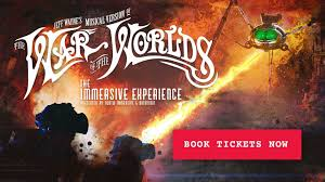 The Official <b>Jeff Wayne's</b> War of The Worlds Immersive Experience