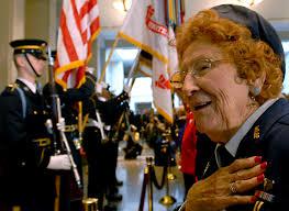 u s department of defense photo essay betty wall strohfus a world war ii pilot who flew women airforce service pilots