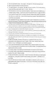 17 best ideas about cell phone contract tween today i thought i would post something different a simple cell phone contract for you and