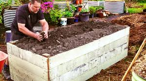How to Fill <b>Raised Vegetable Garden Beds and</b> SAVE Money ...