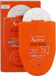 Avene <b>Солнцезащитная эмульсия</b> SPF50+, 30 мл — купить в ...