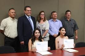 three public policy students are awarded iwsn student prize for  with an essay that describes the promotion of water conservation in households ana melissa aguirre loreto maria alejandra gallardo urrea and myriam