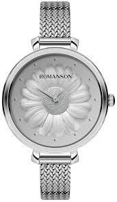 <b>Женские часы Romanson</b> RM9A23LLW(<b>WH</b>) | www.gt-a.ru