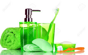 green bathroom accessories bjxtbahg